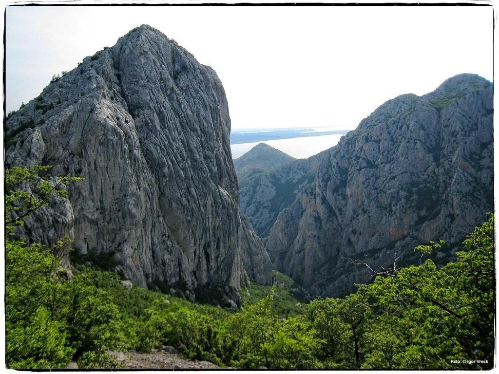 Stijena Anića kuka