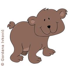 smedi medvjed