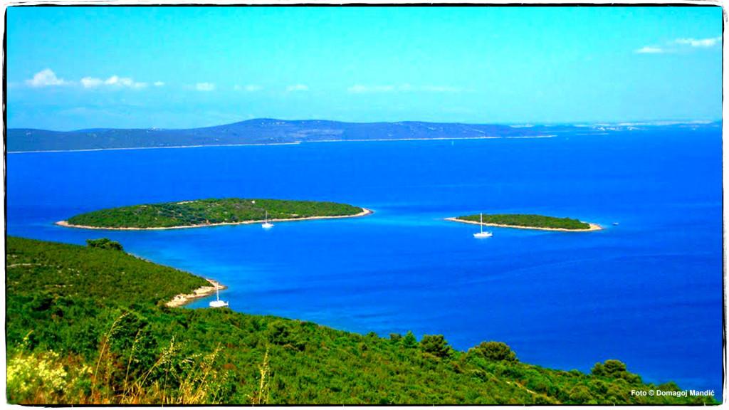 Otoci oko Dugog otoka